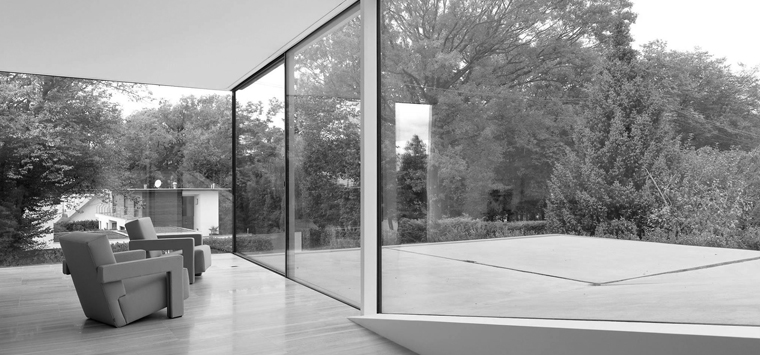 Lessframe Schiebefenster