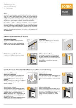 Raffstoren PDF-Vorschau
