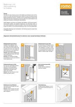 Rollladen PDF-Vorschau