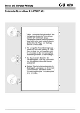Sicherheits-Türverschluss PDF-Vorschau