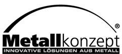 Metallkonzept Logo - Innovative Lösungen aus Metall