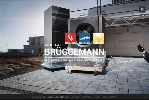 Website Brüggemann